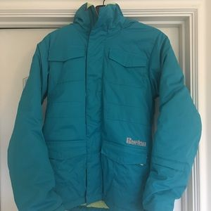 Burton Jackets & Coats - Burton Dry Ride Snowboard Ski Jacket, Girls L